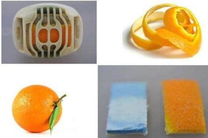 Portakal Kabuğundan Sinek Kovucu Yapılışı