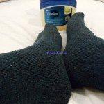 Vazelin Sürüp Bir Gece Çorapla Yatın Etkisine Şaşıracaksınız