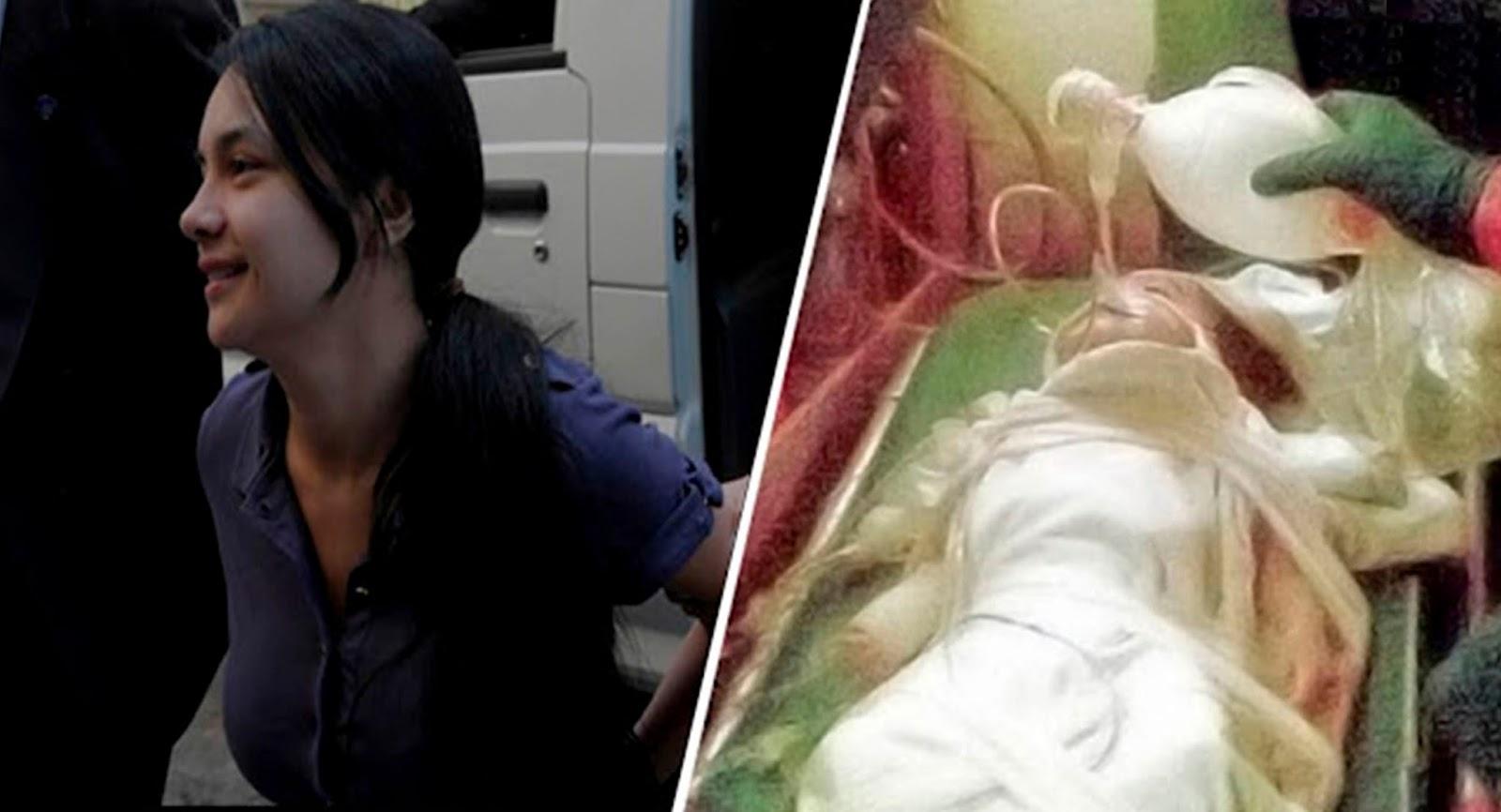 Sevgilisi İçin 10 Aylık Bebeğini Ölüme Terk Etti