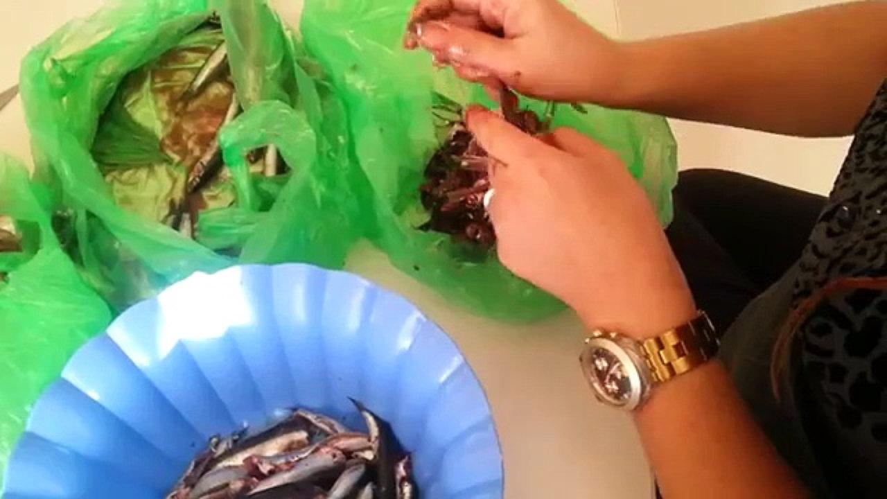 2 Saniyede Balık Nasıl Temizlenir?
