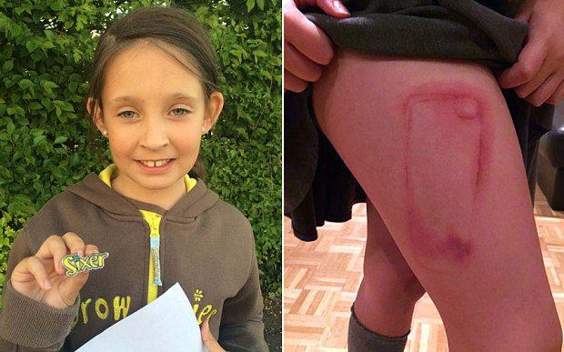 9 Yaşındaki Kız Sahte Kılıf Kurbanı Oldu