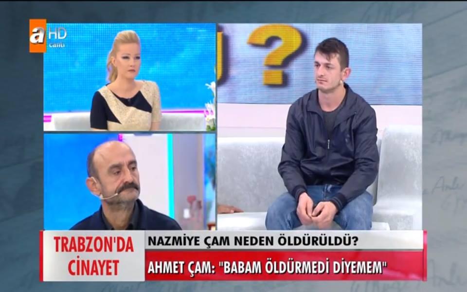 """Nazmiye Çam Olayı Sinirlenen Eş """"Ben Yaptım"""" Dedi"""