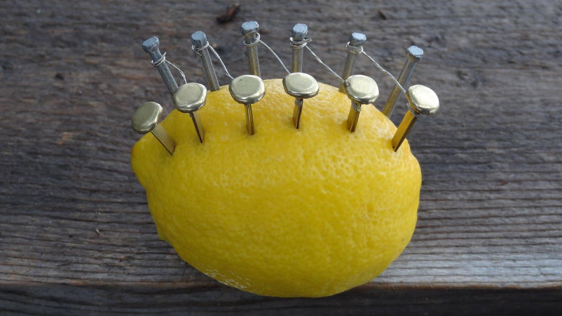 Limonla Yaptığınıza İnanamayacaksınız