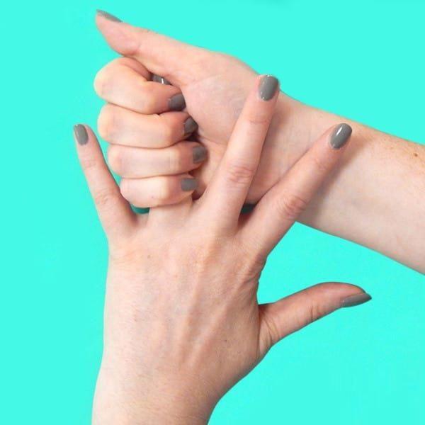yuzuk parmagi