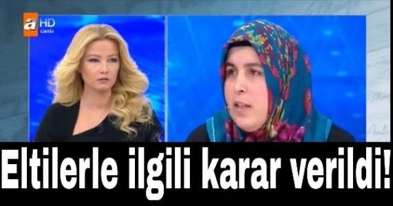 Müge Anlı - Fatma Demir Olayı Eltilerle İlgili Şok Gelişme!!!