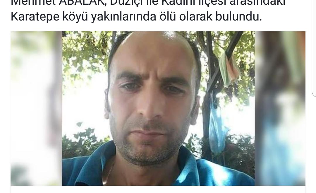 Muge Anli - Mehmet Abalak Bulundu