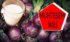 Süt Ve Soğanın Muhteşem Karışımı