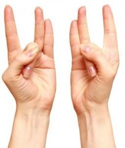 Yuzuk Parmağınızı 2 Dakika Bu Şekilde Esnetirseniz.