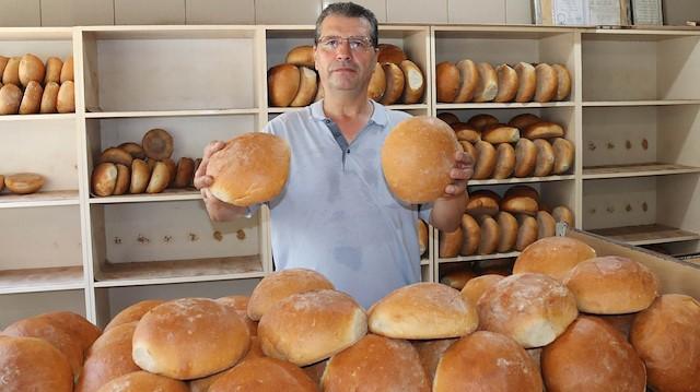 Ekmeği ucuza sattı, ceza yedi