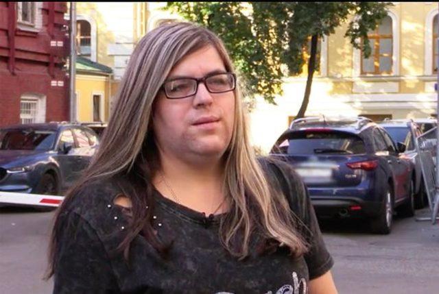 Doğum Yapan Kadının Sakalları Çıktı!