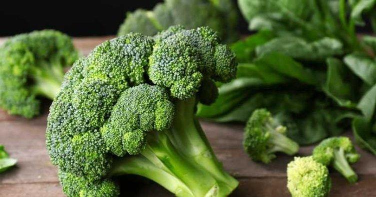 Bilinmeyen Faydası ile Brokoli,Ceviz,Soğan,Nar...