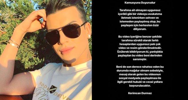 Kerimcan Durmaz'a Şok Ceza, 2 yıl...