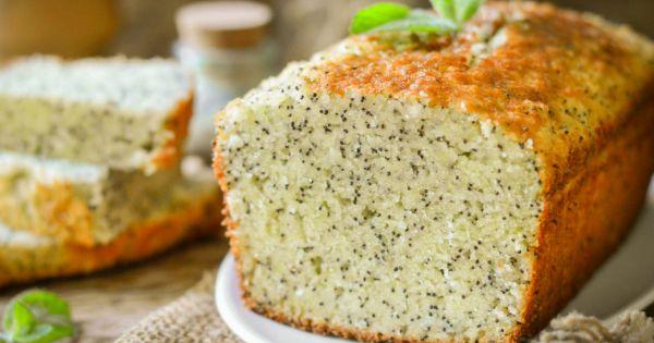 Mükemmel Tarif: Limonlu Yoğurtlu Kek