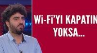Wi-Fi'nizi yatarken kapatın yoksa...