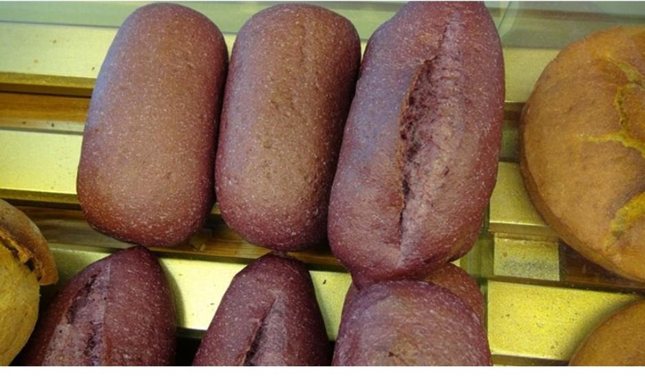 Mor Ekmek Üretimi Başladı