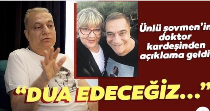 Mehmet Ali Erbil'in Durumu ...