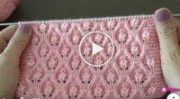 Çiçekli Baklava Dilimi Yapılışı Videolu Anlatım