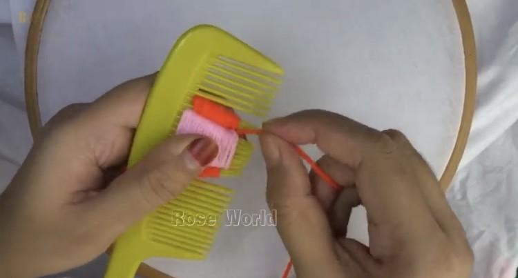 Tarak ile 5 Dakikada Kelebek Magnet Yapımı