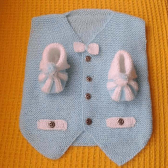 En Beğenilen Bebek yelek modelleri 326 Adet