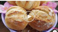 Bayatlamayan Ev Ekmeği yapımı