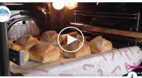 Evde Kolay Ekmek Yapılışı