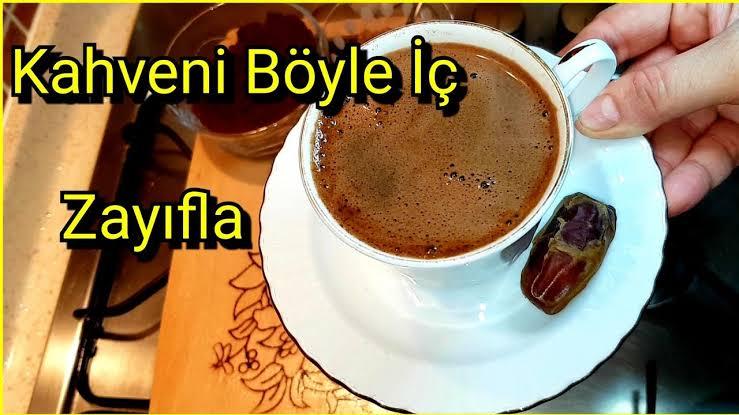 Tarçınlı Kahve ile İftarla Sahur Arası Çayır Çayır Yağ Yakın