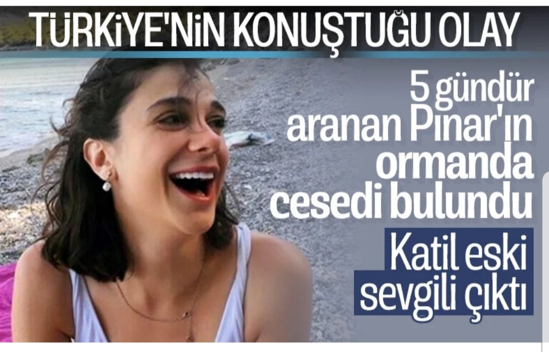 Pınar Gültekinden Kötü Haber Geldi