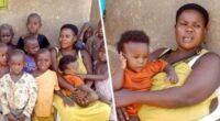 Dünyanın En Çok Doğuran Kadını 45 Cocuk