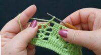 Tığ Isı Örgü Yelek Modeli Knitting Crochet
