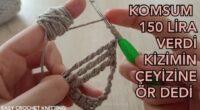 Çok Kolay Yelek Sal ORNEGI / Easy Crochet