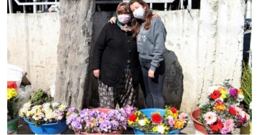 Çiçekçi Annenin, Oxfodlu Kızı Yalan